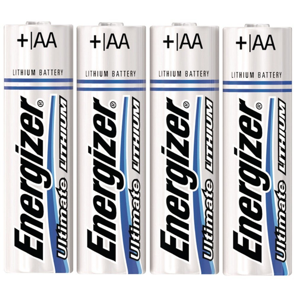 aa energizer ultimate lithium batteries allevia health. Black Bedroom Furniture Sets. Home Design Ideas