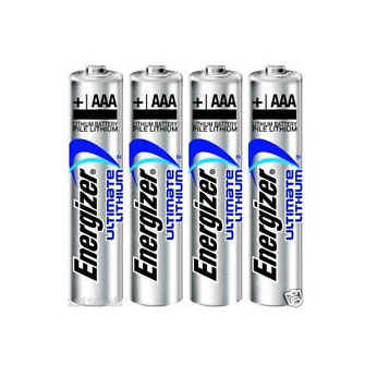 AAA Energizer® Ultimate Lithium Batteries