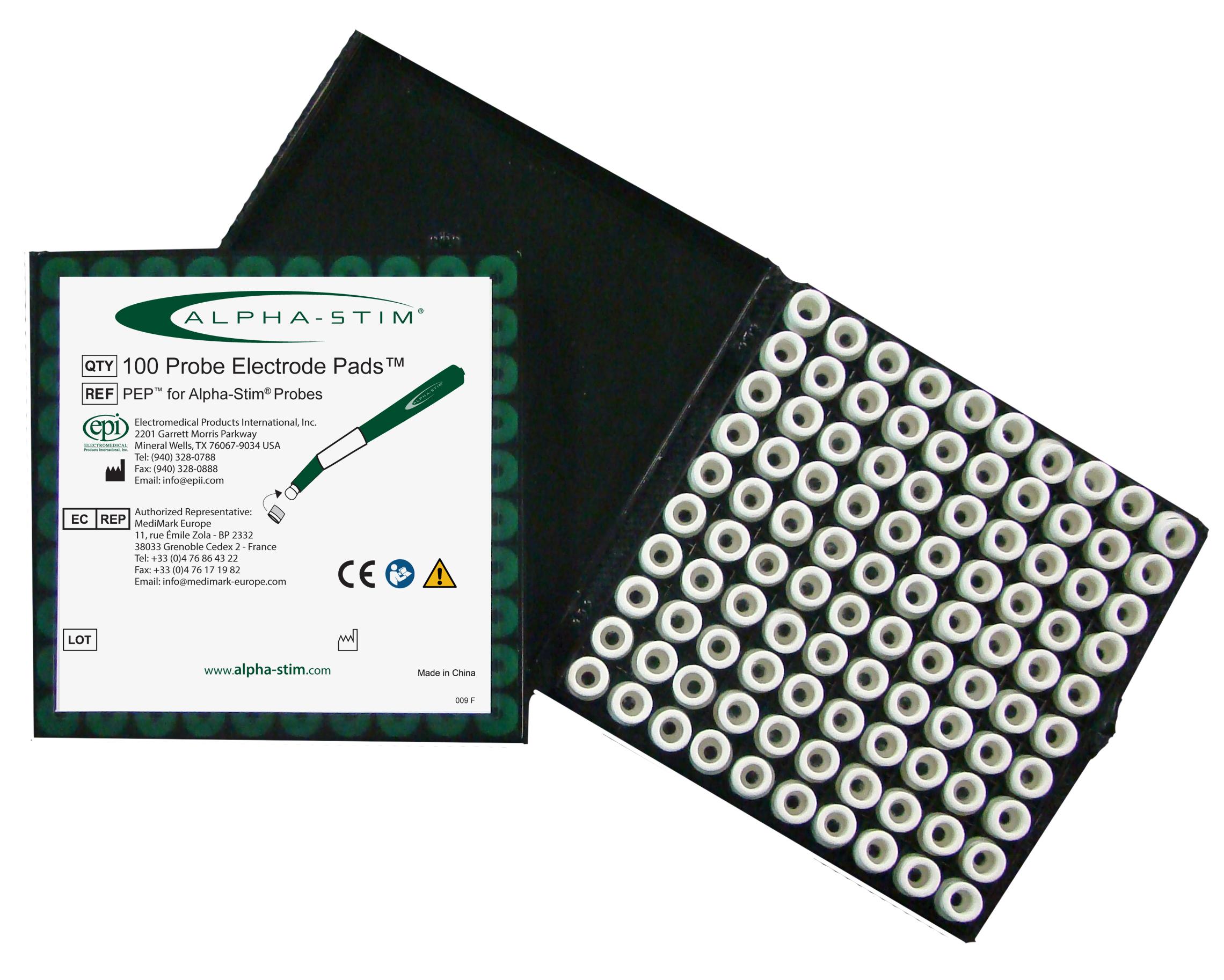 Probe Electrode Pads